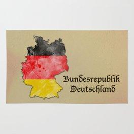 Germany - Bundesrepublik Deutschland Rug