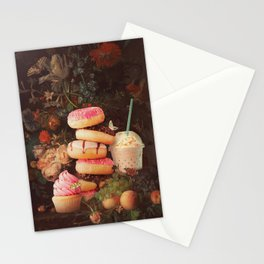 SWEET BOUQUET Stationery Cards
