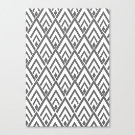 Tringle Pattern Canvas Print
