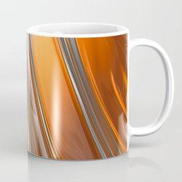 Monochrom Golden Age Splash Abstract Coffee Mug