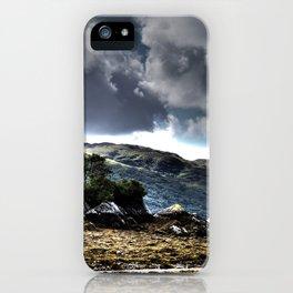 Loch Ailort, Scotland iPhone Case