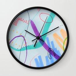 Meditative Wall Clock