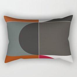 Abstract Composition 620 Rectangular Pillow