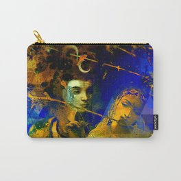 Shiva The Auspicious One - The Hindu God Carry-All Pouch