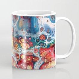 Turquiose marble Coffee Mug