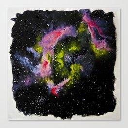 Site 001 Canvas Print
