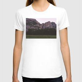 Yosemite Sunset T-shirt