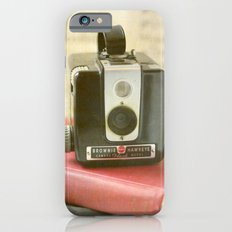 Vintage Brownie Camera iPhone 6s Slim Case