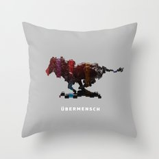 Übermensch - LIMITED TIME Throw Pillow