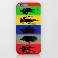 Justice Silhouettes Slim Case iPhone 6s