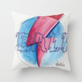 last destination Throw Pillow