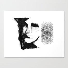 Caco de vidro Canvas Print