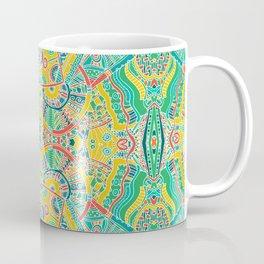 Boho pattern Coffee Mug