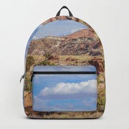 Breathe Deeply Backpack