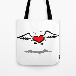 Happy Heart. Tote Bag