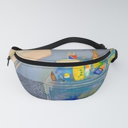 """""""You're allergic to mold. You're allergic to dust."""" Fanny Pack"""