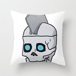 Geoff Peterson Throw Pillow