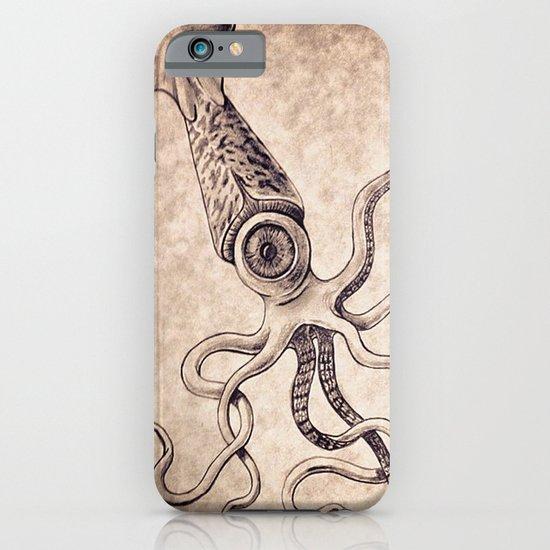 Squiddish iPhone & iPod Case
