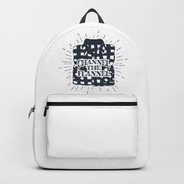 Channel The Flannel Backpack