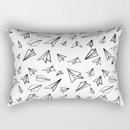 Paper planes Rectangular Pillow