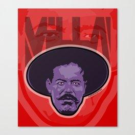 Villa -La Raza 1910 Canvas Print