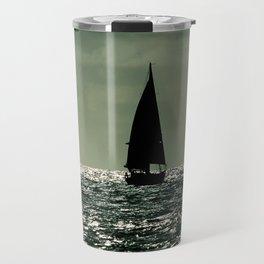 Sailboat Mexico Travel Mug