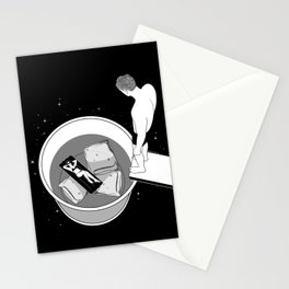 Dive into you Stationery Cards
