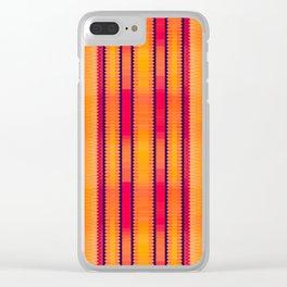 Sunlit Window Clear iPhone Case