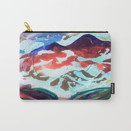 For purple mountain majesties Carry-All Pouch