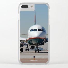 Noon Rush Clear iPhone Case