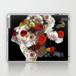 Flowers inside me Laptop & iPad Skin