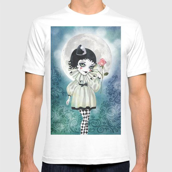 Pierrette Under the Icy Moon T-shirt