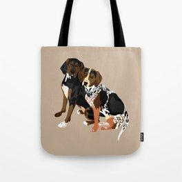 Marlowe and Gracie Tote Bag