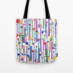 Plink (see also Plink Cherry and Plink Purple) Tote Bag