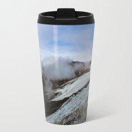 Heliotrope Ridge Trail, Mount Baker, WA Travel Mug