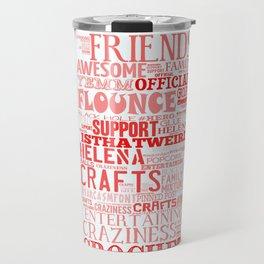 HodgePodge Crochet Groupie 2015 Travel Mug