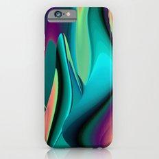 Futuristic, Abstract Rainbowart 6 Slim Case iPhone 6s