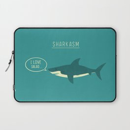 Sharkasm Laptop Sleeve