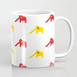 The Elephant Playground - Singapore Series Coffee Mug