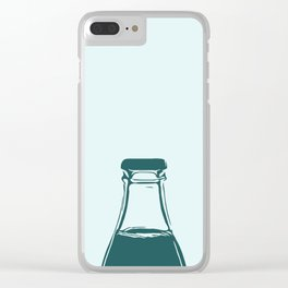 refreshing moments Clear iPhone Case