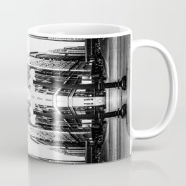 Double Vision from Michigan Avenue, Chicago Coffee Mug