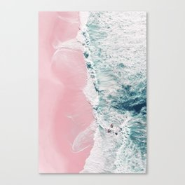 sea of love II Canvas Print