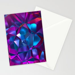 Polygonal background. Abstract triangulated texture. backdrop. Triangular style. Modern Design 3d. d Stationery Cards