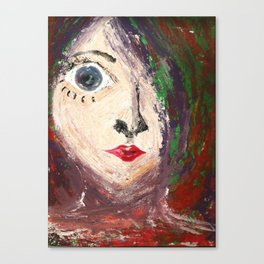 Daawl Canvas Print
