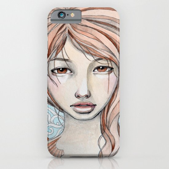 art nouveau iPhone & iPod Case