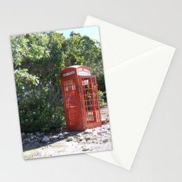 Telephone Box Stationery Cards