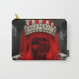 Ghost Queen Carry-All Pouch