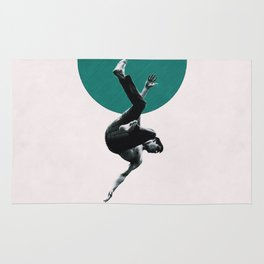 Falling with style Rug