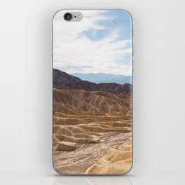 Death Valley iPhone Skin