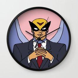 Habeus Corpus! Power of Attorney! Wall Clock